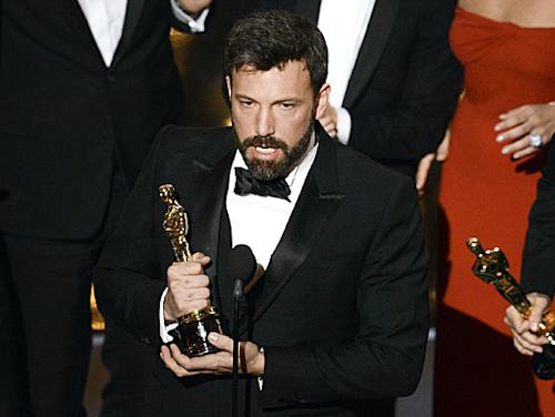 Oscars 2013: On a Night the Academy Spreads the Wealth, Ben Affleck Gets Last Laugh