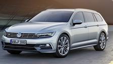 2018 Volkswagen Passat Variant