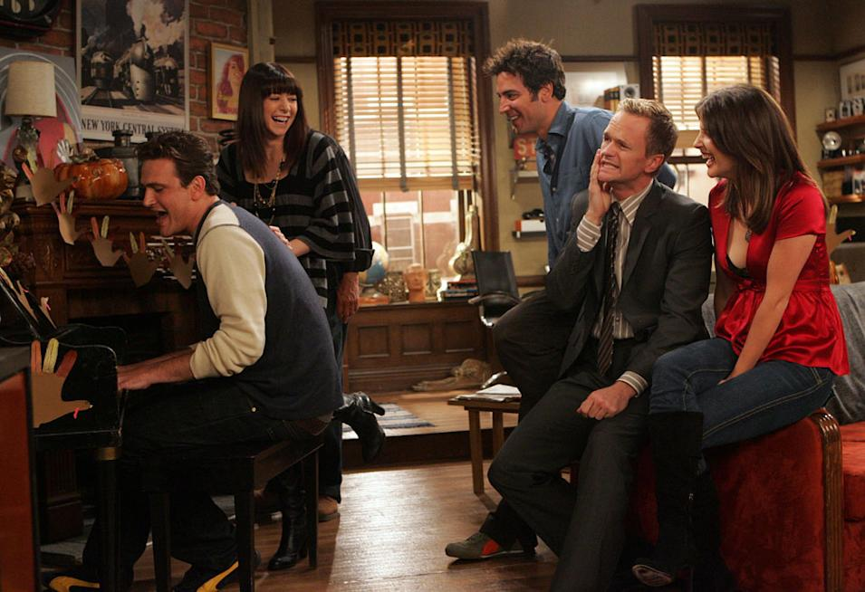 """How I Met Your Mother"" – ""Slapsgiving"" on FX  Tuesday, 11/20 at 5:30pm"