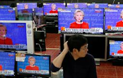"""Key global markets are enjoying a """"relief rally"""" after the US presidential debate"""