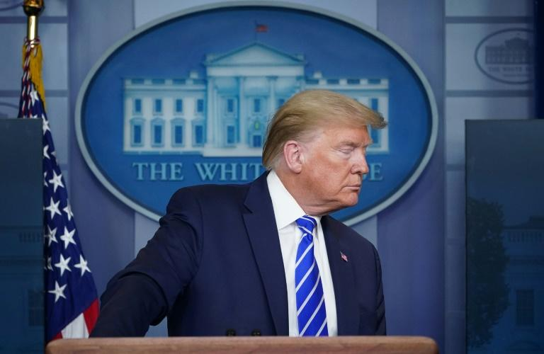 The US Coronavirus Task Force is unusual in that its daily press conferences have, with rare exceptions, been dominated by US Donald Trump