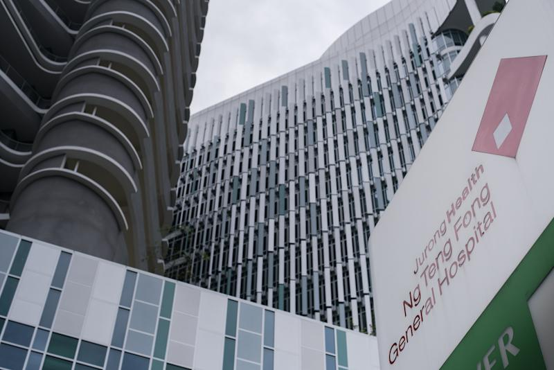 Ng Teng Fong Hospital (Yahoo News Singapore file photo)