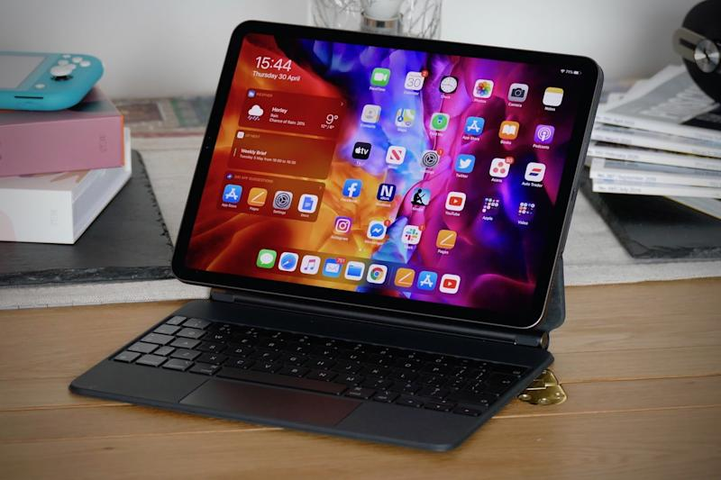 Leak: 2021 iPad Pro will have 5G support and a mini-LED display