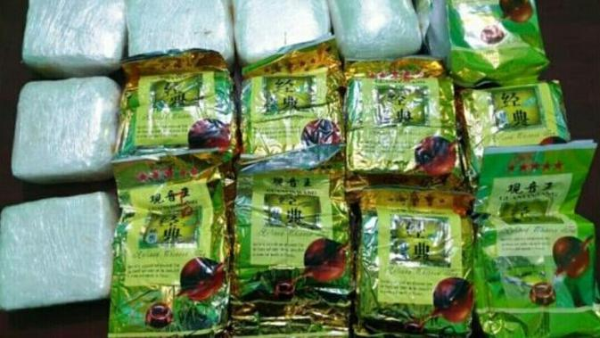 Kronologi Terungkapnya Penyelundupan 11,5 Kilogram Sabu dalam Karung Beras