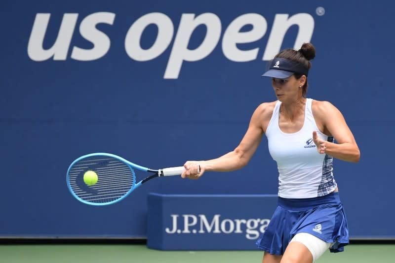 Pironkova holds head high after inspiring U.S. Open run