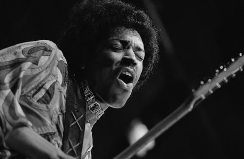 Jimi Hendrix's Ex-Girlfriend Forces Director to Re-Edit New Film