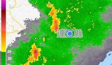 凌晨台北「巨雷聲響」 鄭明典PO一張圖…台灣根本平行時空