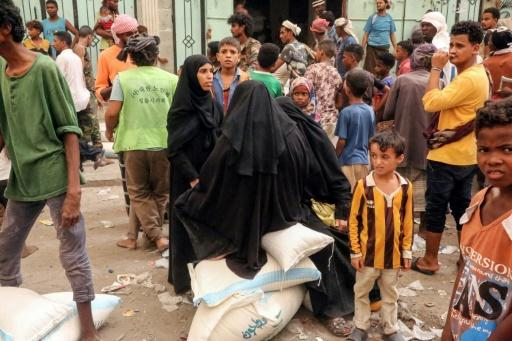 The UN has warned against an offensive on Hodeida because the port serves as the entry point for 70 percent of Yemen's imports, with the country already teetering on the brink of famine after three years of war