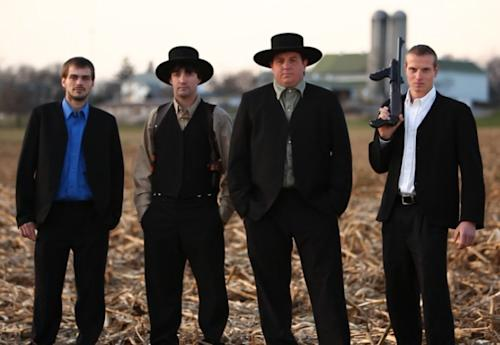 Exclusive clip: Buggy romance (sort of) on 'Amish Mafia'