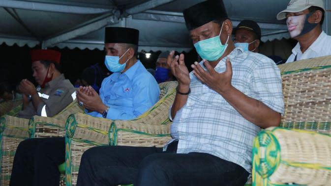 Anwar Hafid Dukung Rusdy Mastura di Pilkada Sulteng 2020