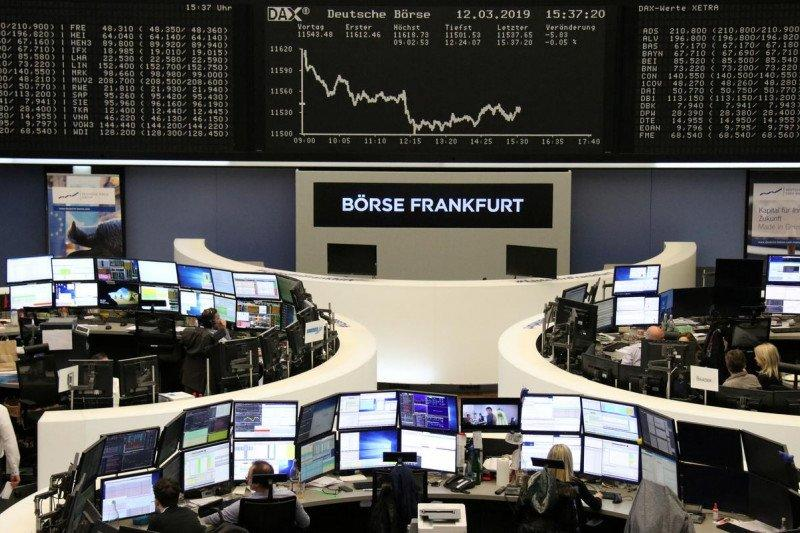 Bursa saham Jerman ditutup naik 1,81 persen