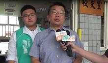 盧秀燕表態選市長 蔡其昌:台中需要林佳龍