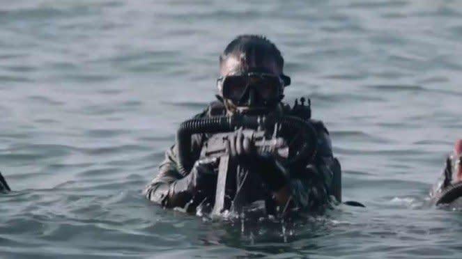 VIVA Militer: Komadan Marinir, Mayjen Suhartono.