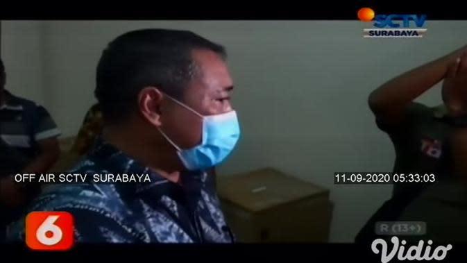 VIDEO: BNNP Jatim Gerebek Gudang Sabu-Sabu 8 Kg di Gunung Anyar Surabaya