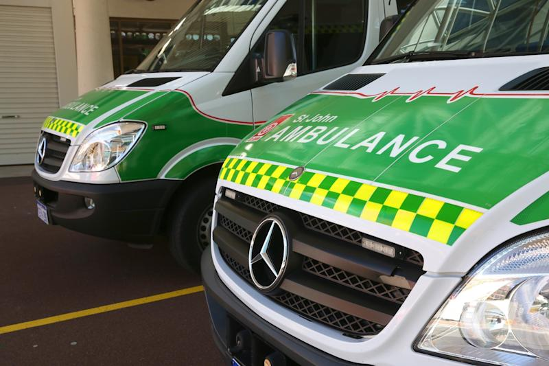 A nine-month-old girl has died in a car rollover on a dirt road about 15km from the town of Collie in Western Australia. Source: AAP