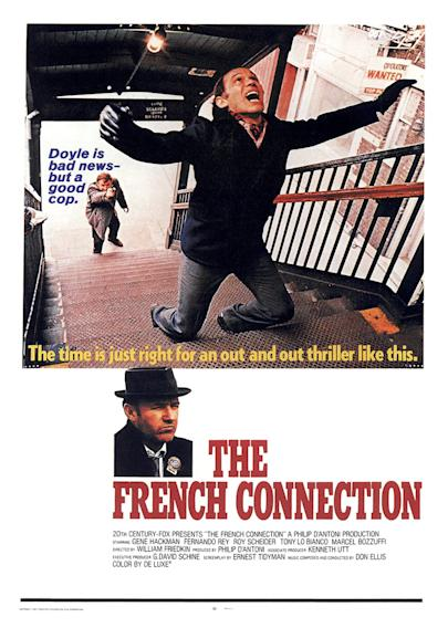 """The French Connection"" (1971)"