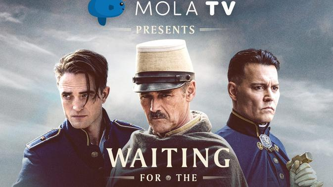 Film Waiting for the Barbarians (Istimewa)
