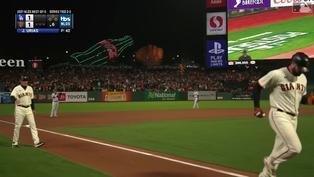 誓言成為晉級的巨人 Darin Ruf一棒轟出追平比數的陽春砲【MLB球星精華】20211015