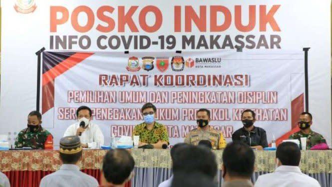 Pj Wali Kota Makassar Usul Pilkada 2020 Ditunda Jika Mengancam Jiwa