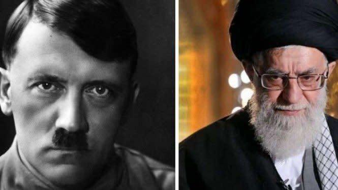 Menlu AS Samakan Khamenei dengan Hitler, Pembantai Yahudi