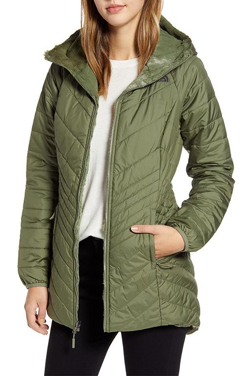 Get two styles in one with this adorable parka. (Photo: Nordstrom)