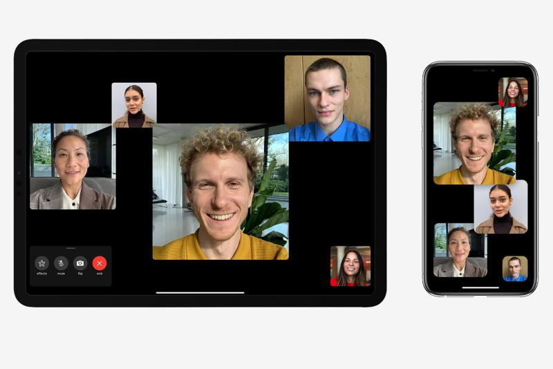 Facetime Group videoconference777jpg