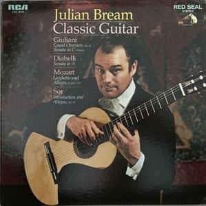 Bream: brought magic to the recording studio