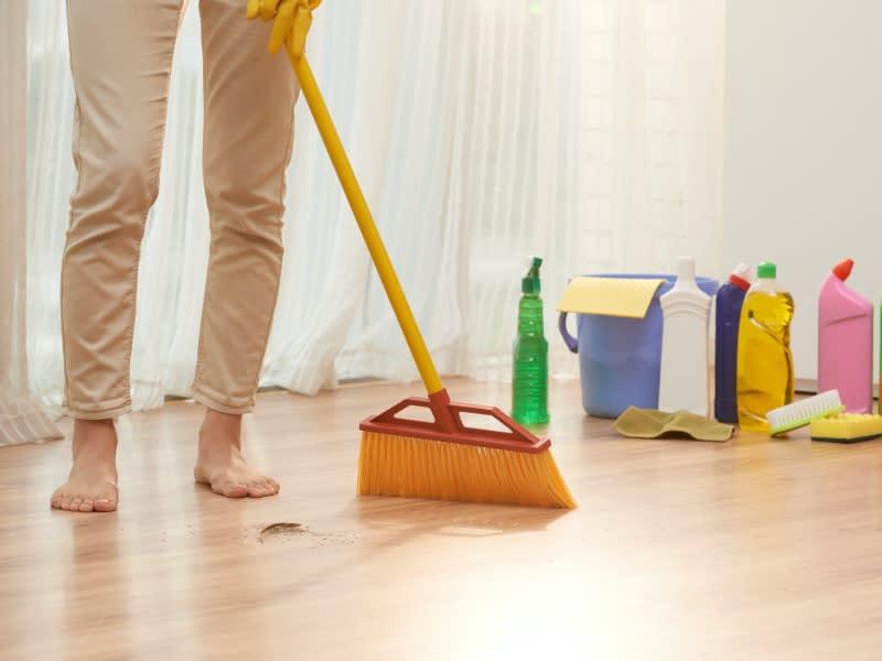 每天掃地拖地 真的能清潔乾淨嗎?