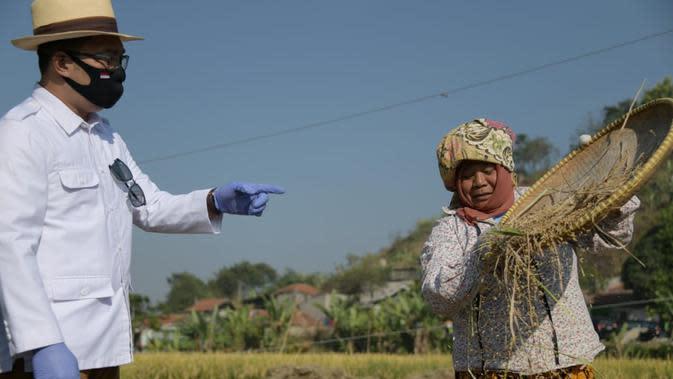 Jamu Organik Biogro, Penyubur Tanaman yang Bikin Panen Melimpah di Cimahi
