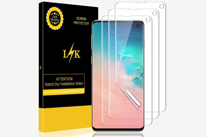 LK Screen Protector for Samsung Galaxy S10