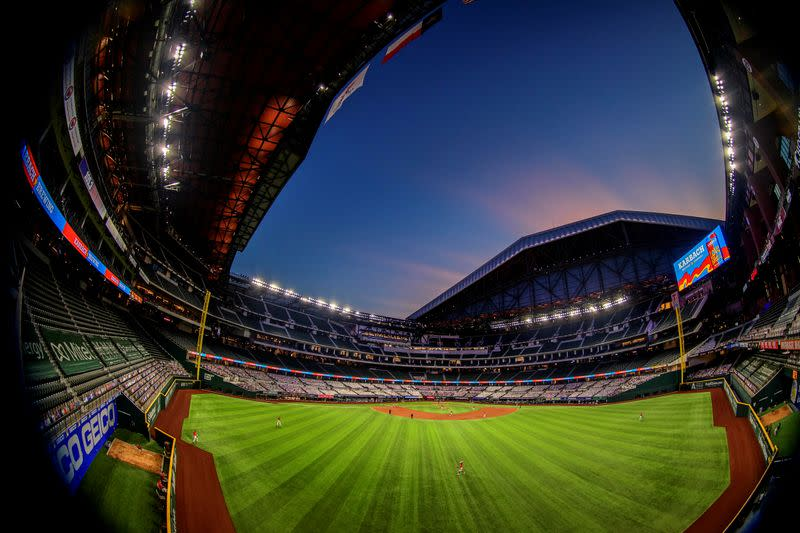 MLB moves World Series into neutral-site bubble