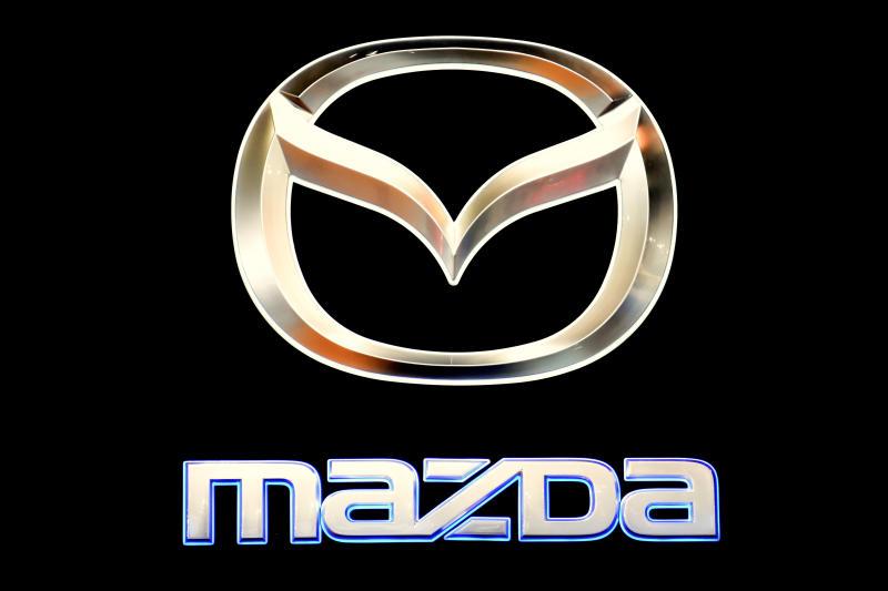 Mazda logo. Image: Getty