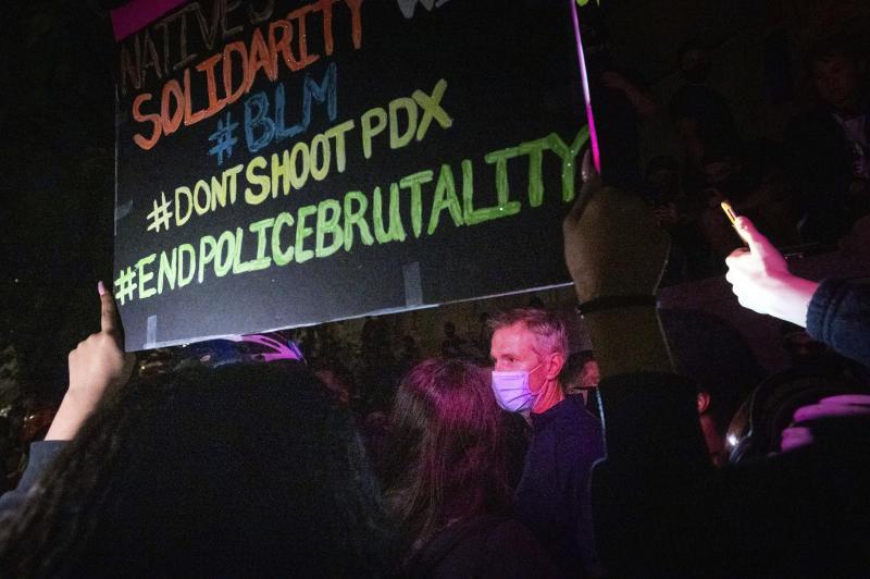 Racial Injustice Portland