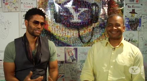 Eric Benet Explains Writing 'Here In My Arms (Lucia's Lullaby)'