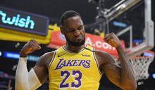 NBA》再寫歷史!詹皇成首位職業收入破10億美元籃球員