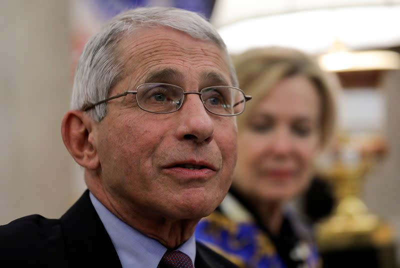 NFL: Fauci says season depends on response to second wave of COVID-19