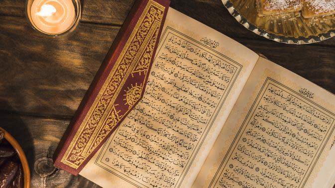Ilustrasi Al-Qur'an Credit: freepik.com