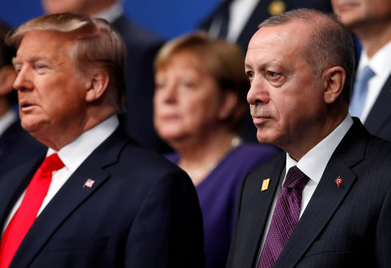 Trump, Erdogan agree on need for de-escalation in Idlib, Syria -White House