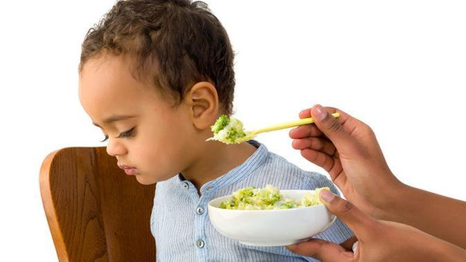 Inilah Penyebab Anak Kehilangan Nafsu Makan