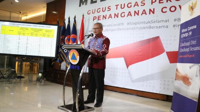 20 Mei 2020: Bertambah 693, Kasus Positif COVID-19 di Indonesia Tembus 19.189 Jiwa
