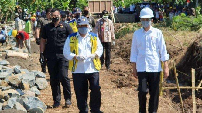 Ketika Jokowi 'Kangen' Blusukan Lagi