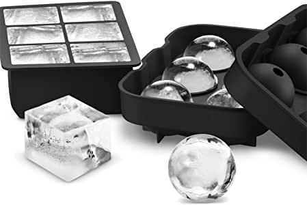 VicTsing Ice Cub Trays (Photo via Amazon)