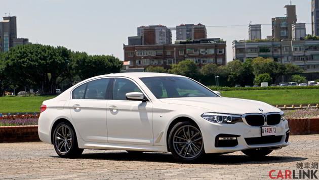 擁有的比付出的更多!BMW 520i M Sport 試駕