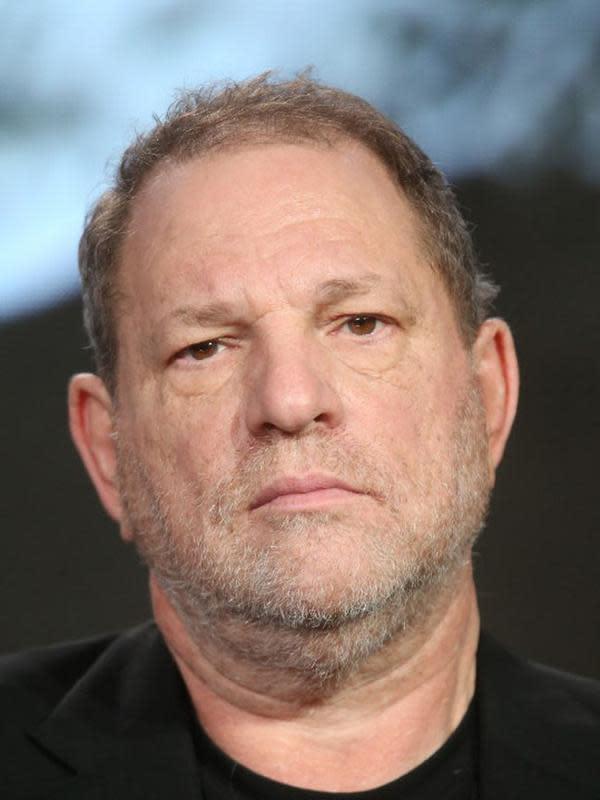 Harvey Weinstein (AFP/Frederick M. Brown)