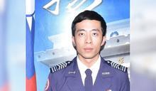 F-5E飛官羅尚樺公祭 追晉空軍少校