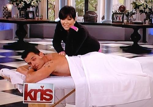 Dumpster Dive: Day 2 of Kris Jenner's Talk Show — 'See? The Dog Is Smarter Than I Am!'
