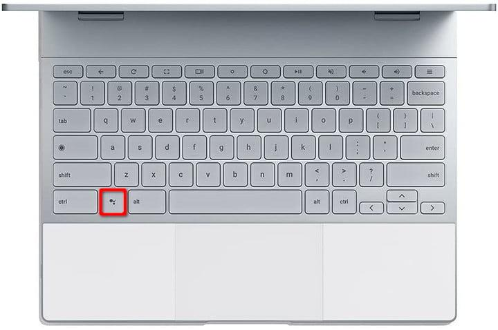 Google Pixelbook Keyboard