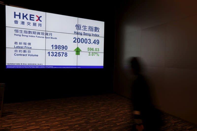 Saham Hong Kong melemah lagi, indeks Hang Seng tergerus 0,45 persen