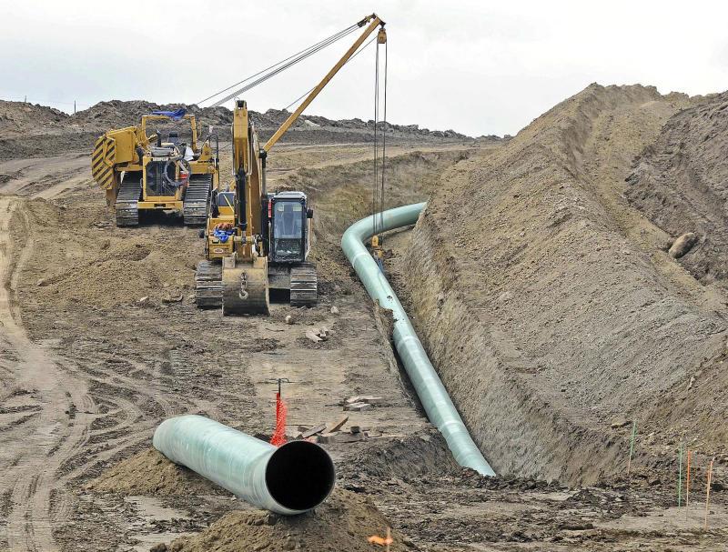 Energy Pipelines