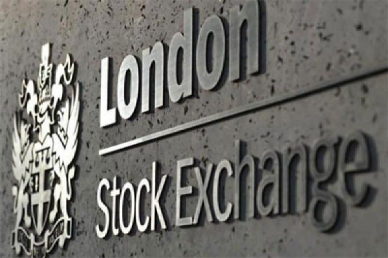 Indeks FTSE-100 Inggris ditutup turun tipis 0,08 persen